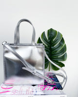 Mini Shopper - Silver