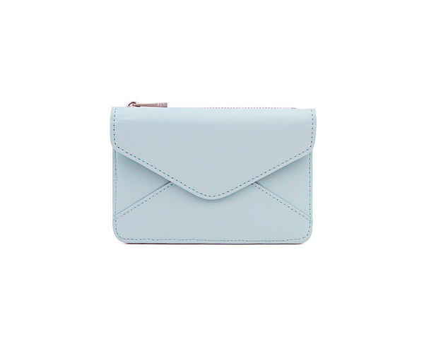 Mini Wallet - Baby blue