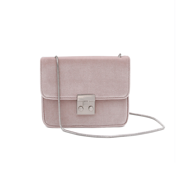Day & Night Bag - Nude Velvet