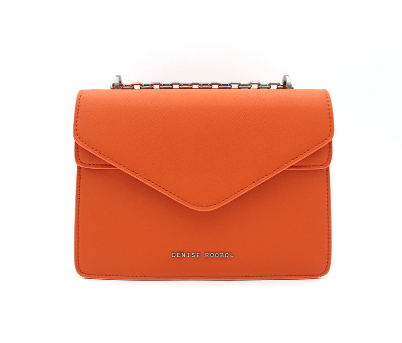 Charlie Bag - Orange Stripe