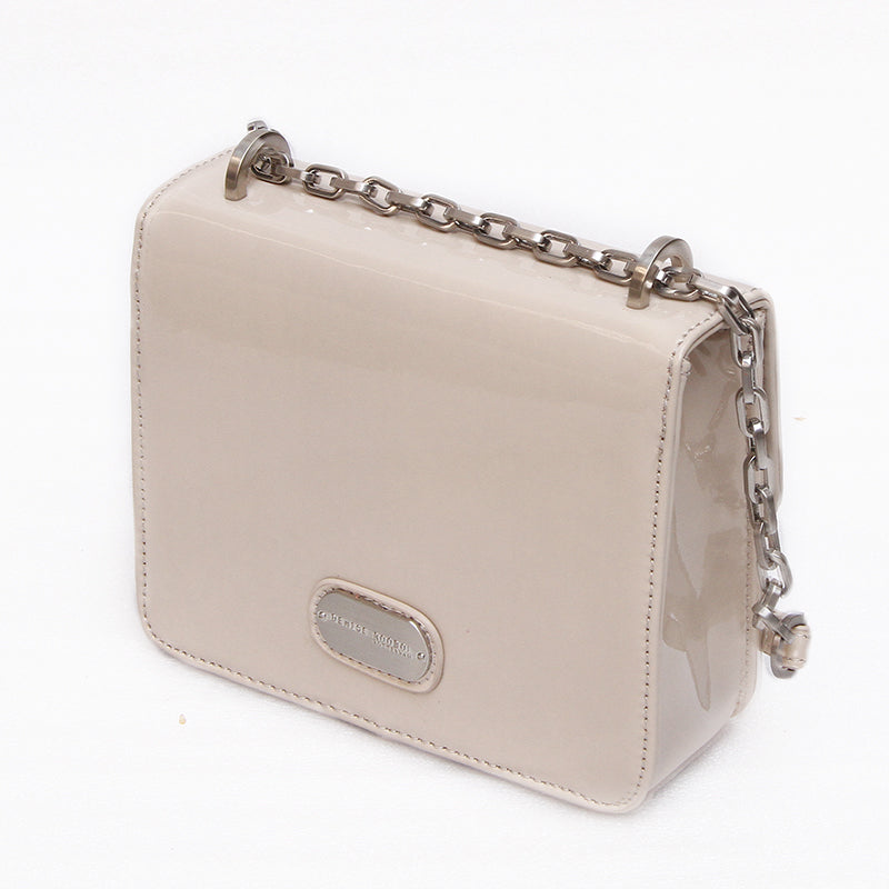 Mini Cruise Bag - Taupe Laque