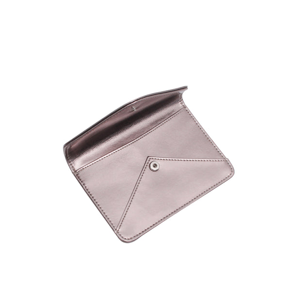 Mini Wallet - Metallic