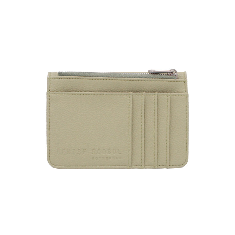 Mini Wallet - Milky Green