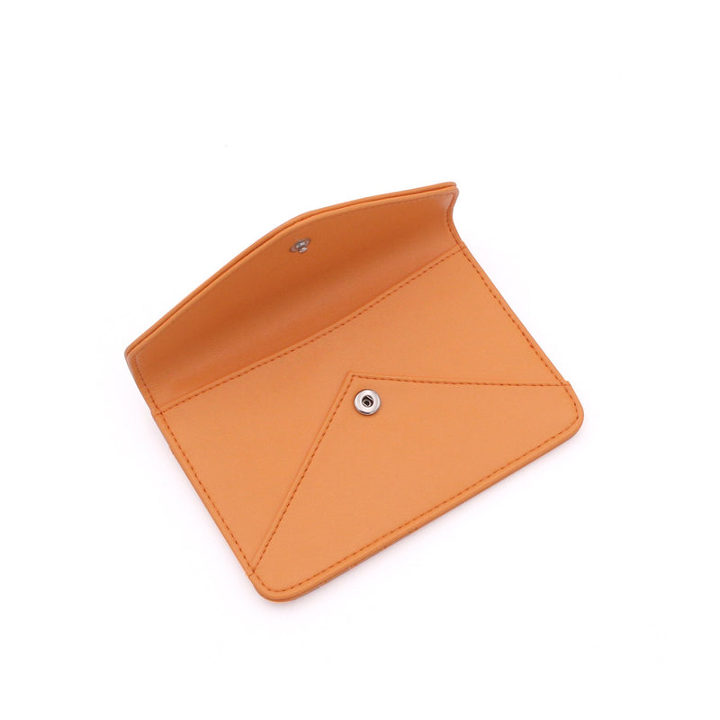 Mini Wallet - Milky Orange