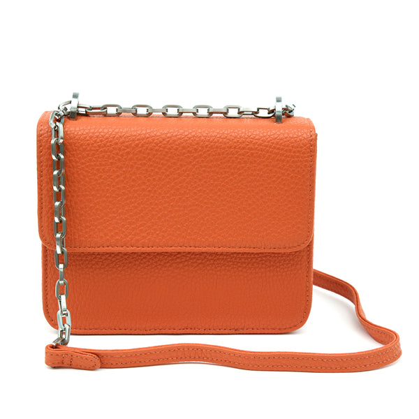 Mini Cruise Bag - Orange Stripe