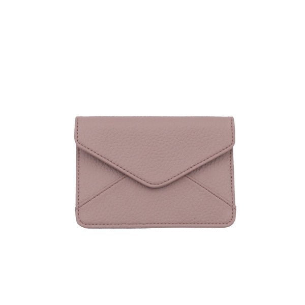 Mini Wallet - Purple Taupe