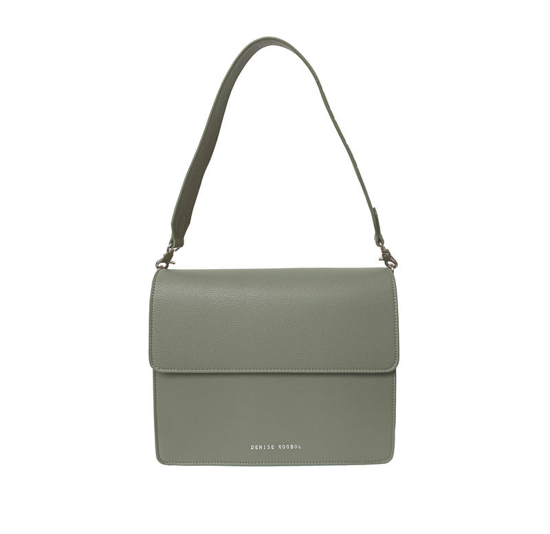 Nikki Bag - Green Mud