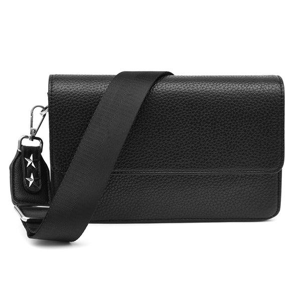 Wallet Clutch - Black