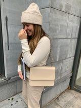 Cruise Bag - Taupe Laque