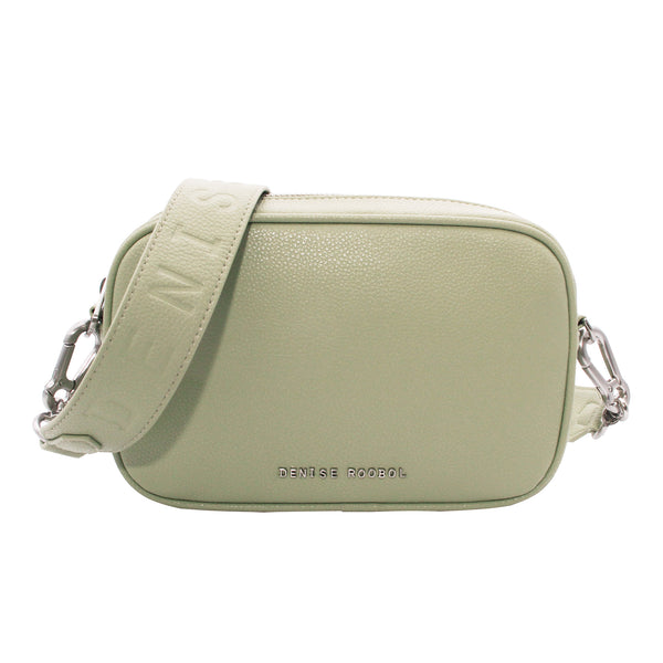 Mini Messenger - Milky Green