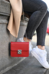 Day & Night Bag - Red