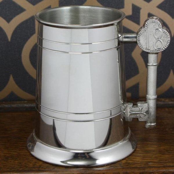 1 Pint 18 Key Handle Tankard