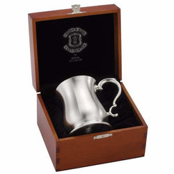 1 Pint Bell Tankard with wooden box