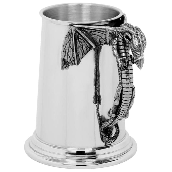 1+ Pint Dragon Handle Tankard