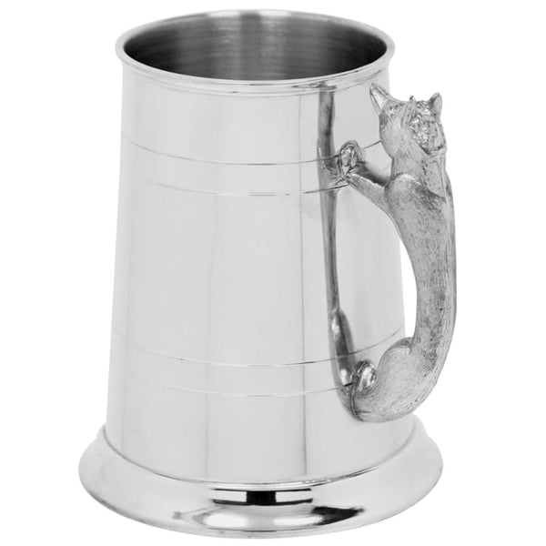 1 Pint Fox Handle Tankard