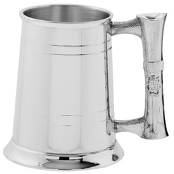 1 Pint Graduation Scroll Handle Tankard