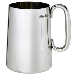 1 Pint Heavy Weight Imperial Pewter Tankard