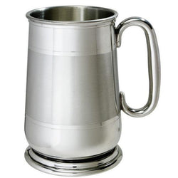 1 Pint Howard Part Satin Pewter Tankard