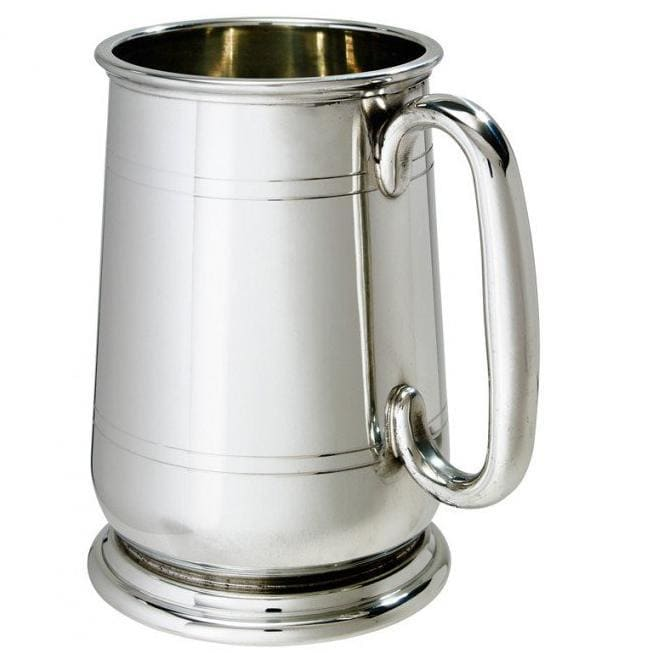 1 Pint Howard Pewter Tankard