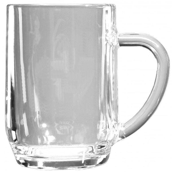 1 Pint Mancunian Glass Tankard