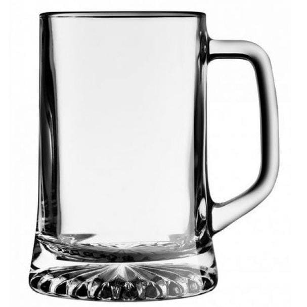1 Pint Maxim Glass Tankard