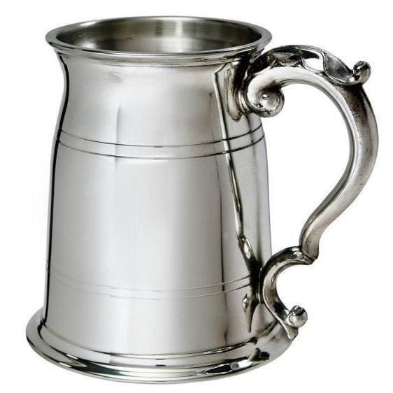 1 Pint Old London Pewter Tankard