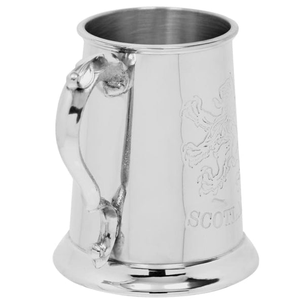 1 Pint Scotland Lion Rampant Picture Tankard