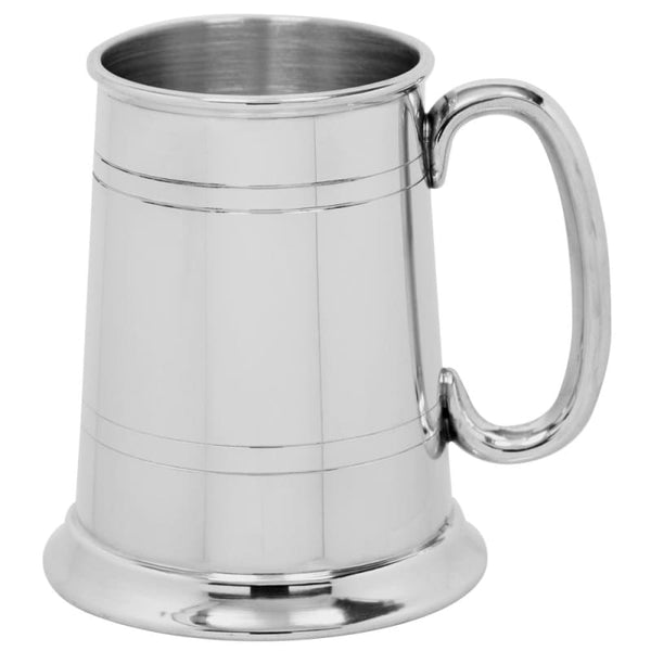 1 Pint Straight 'C' Handle Tankard