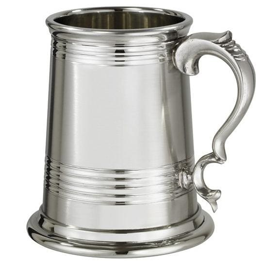 1 Pint X-Range Worcester Part Satin Pewter Tankard