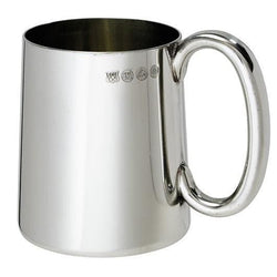 1/2 Pint Heavy Weight Imperial Pewter Tankard