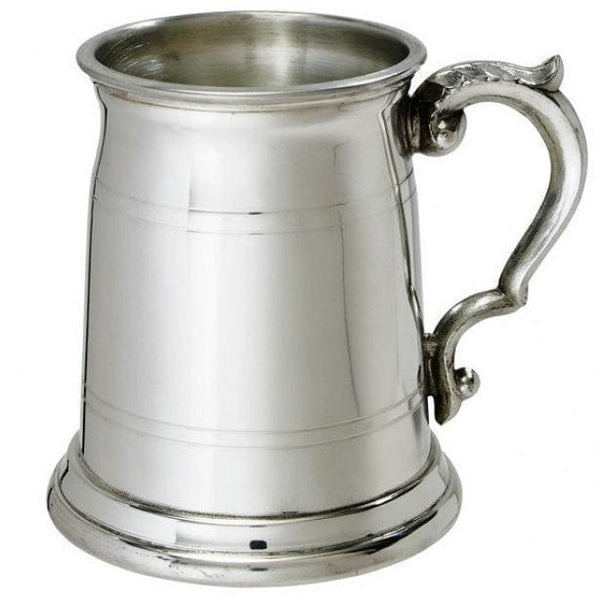 1/2 Pint Old London Pewter Tankard