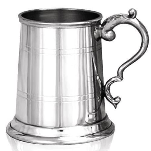 1/2 Pint Tankard with Georgian Handle