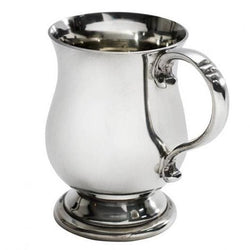 1/4 Pint Baby Georgian Pewter Mug