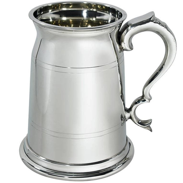2 Pint Old London Pewter Tankard