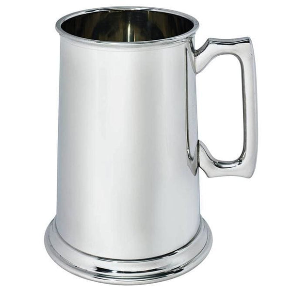 3 Pint Plain Pewter Tankard