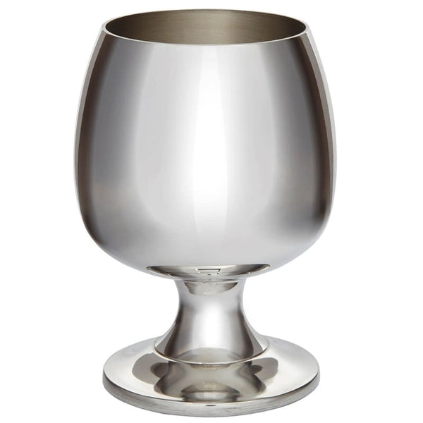 5 Brandy Pewter Goblet