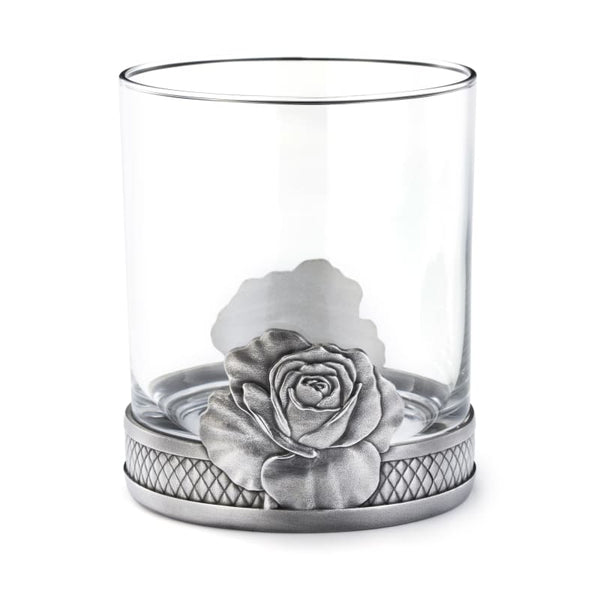 English Rose Whisky Tumbler by Royal Selangor 30cl