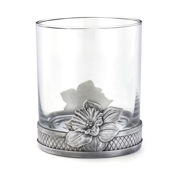 Welsh Daffodil Whisky Tumbler by Royal Selangor 30cl