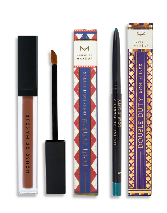 POUT POTION BROWN WITH IT + DOUBLE DUTY - MS. MONEYBAGS COMBO - House Of Makeup