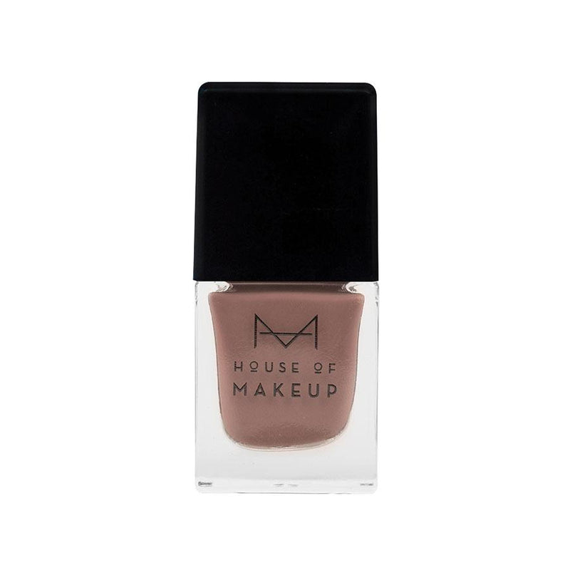 MATTE NAIL LACQUER - HOT CHOCOLATE
