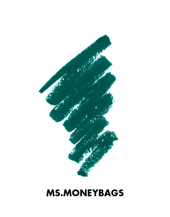 DOUBLE DUTY – MS.MONEYBAGS + NAIL LACQUER – OLIVE & LET LIVE - House Of Makeup