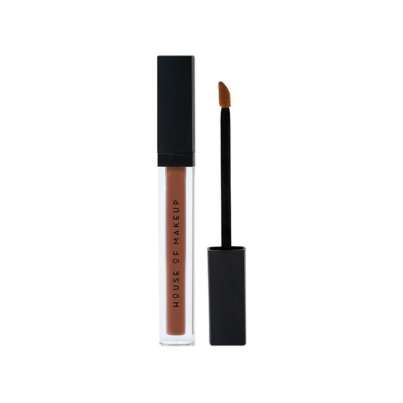 POUT POTION LIQUID MATTE LIPSTICK - BROWN WITH IT