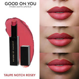 GOOD ON YOU HYDRA MATTE LIPSTICK - TAUPE NOTCH ROSEY