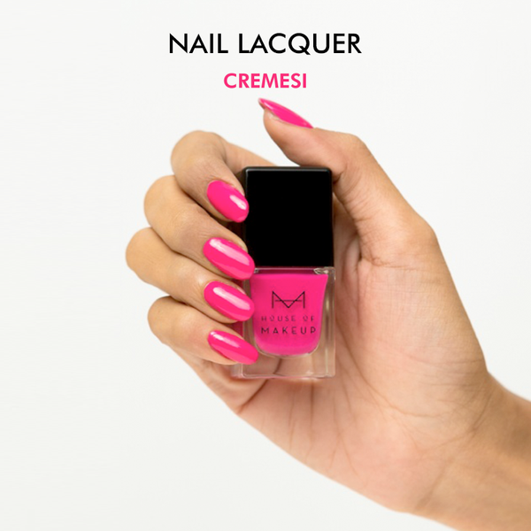 Nail Lacquer - CREMISI