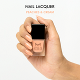 Nail Lacquer - PEACHES & CREAM<br><small>Mfg: June-20 |  Exp: May-22</small>