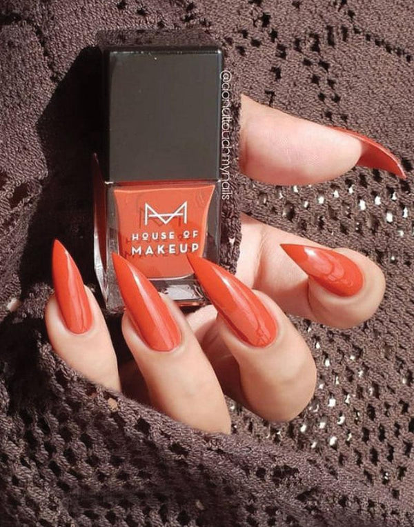 Nail Lacquer - INFERNO
