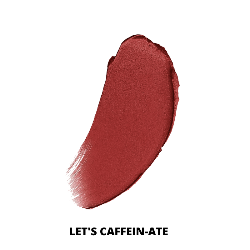 Good On You Hydra Matte Lipstick  - Let's Caffein-ate