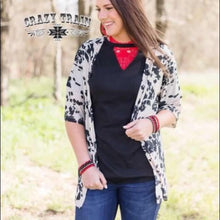 Load image into Gallery viewer, Cowgirl Kimono - Sister Tribe Boutique