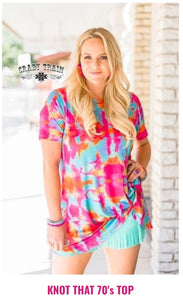 Tye Dye Knotty - Sister Tribe Boutique