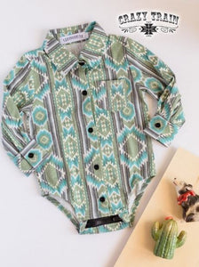 Guadalupe Gringo Onesie - Sister Tribe Boutique